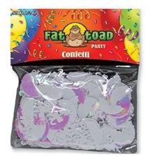 432 Units of Confetti-Iridescent Shower Symbols- 1/2 oz - Party Misc.