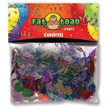 432 Units of Confetti-Happy Birthday, Balloons - 1/2 oz - Party Misc.