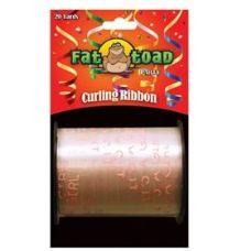 144 Units of Curling Ribbon - It's A Girl Print - 20yds - Bows & Ribbons