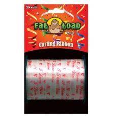 144 Units of Curling Ribbon - I Love You Print - 20yds - Bows & Ribbons