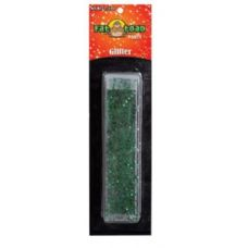 288 Units of Green Glitter Tube - Craft Glue/Glitter