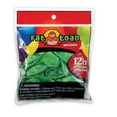 """144 Units of 12CT 12"""" Pearlized-Green - Balloons/Balloon Holder"""