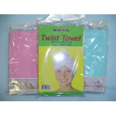 36 Units of Twist Towels - Bathroom Accessories