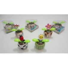 100 Units of Solar Powered Dancing Animals [Single Box] - Garden Decor
