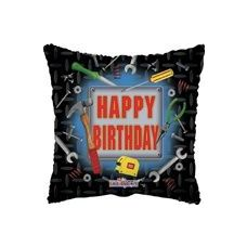 100 Units of Mylar 18 INCH - Balloons & Balloon Holder