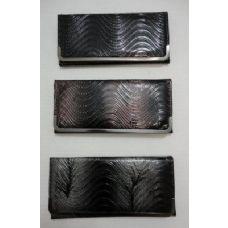 144 Units of  7.5x3.5 Flip-Open Ladies Pocket Book - Wallets & Handbags