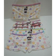 144 Units of Ladies Panties-Paw Prints - Womens Panties / Underwear
