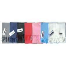 48 Units of Fleece Winter Scarf - Winter Scarves
