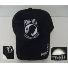 24 Units of POW/MIA Hat [Shadow] - Military Caps