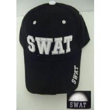 24 Units of SWAT Hat - Military Caps