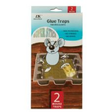 72 Units of 2 Pack Glue Trap - Pest Control