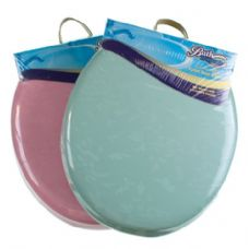 6 Units of Solid Color Embossed Soft - Bathroom Accessories