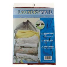 144 Units of Item# 444 Laundry Mate Draw Cord Laundry Bag - Laundry  Supplies