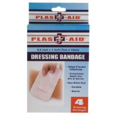 72 Units of Item# 992 4 Pk Dressing Bandages - First Aid / Band Aids