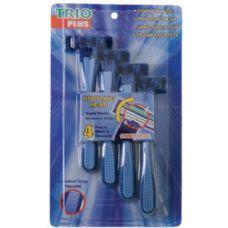 108 Units of 4 Pack Triple Blade Men Razor - Shaving Razors