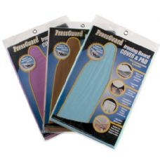 96 Units of Pressguard Solid Color Ironing Board Cover & Pad - Laundry  Supplies