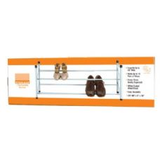 4 Units of 2 Tier Expandable Shoe Rack