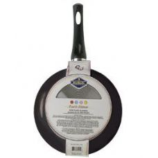"8 Units of Non-Stick 9.5"" Fry Pans Black - Pots & Pans"