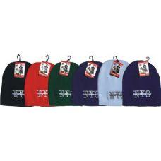 36 Units of NYC Ski Hat - Winter Beanie Hats