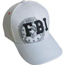 48 Units of FBI Baseball Cap - Military Caps