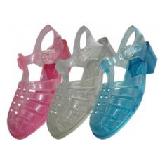 36 Units of Children's Wedge Sandal - Toddler Footwear
