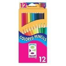 48 Units of 12 Ct. Junior Colored Pencil - Pencils