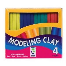 96 Units of Modeling Clay