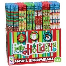 2880 Units of Jolly Holiday Pencil - Pencils