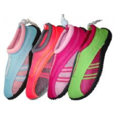 36 Units of Youth Aqua Shoes Size 10-4 - Kids Aqua Shoes