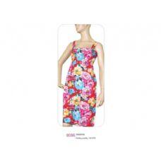 72 Units of Laddies Knee Length Cotton Summer Dress - Womens Sundresses & Fashion