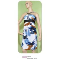 72 Units of Ladies Summer Dress With Necklace - Womens Sundresses & Fashion