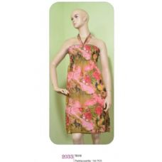 72 Units of Ladies Chiffon Summer Dress - Womens Sundresses & Fashion