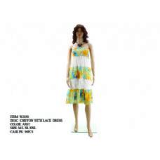 48 Units of Ladies Chiffon Summer Dress - Womens Sundresses & Fashion
