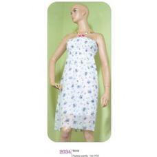 72 Units of Long Summer Chiffon Dress - Womens Sundresses & Fashion