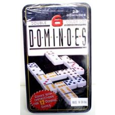 48 Units of DOMINOES 28 COUNT PACK - Dominoes & Chess
