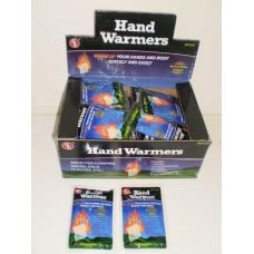 432 Units of Hand warmers in display - Camping Gear
