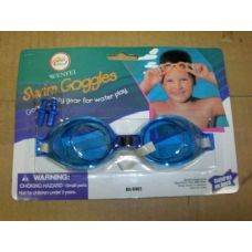 144 Units of KID'S SWIM GOGGLES - Summer Toys
