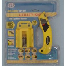 36 Units of Utility Knife-Heavy Duty - Hardware Miscellaneous