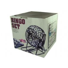 6 Units of High Quality Bingo Set - Dominoes & Chess