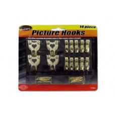 72 Units of Picture hook set - Photo Frame Sets