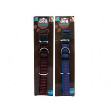 """72 Units of Dog collar for 18""""-24"""" neck, assorted colors - Pet Collars and Leashes"""