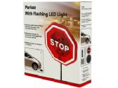 6 Units of Flashing light parking safety sensor - AUTO REFLECTORS/ANTENAS/LICENSE