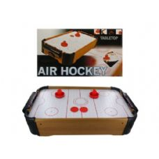 3 Units of air hockey tabletop game - Dominoes & Chess