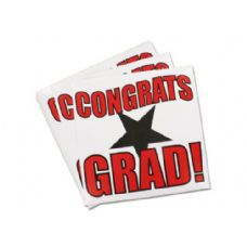 240 Units of Mortarboard Stickers - Stickers