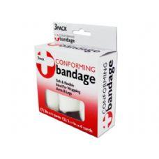 72 Units of Wrap bandage pack - Bandages and Support Wraps