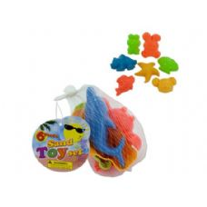72 Units of Toy sand molds - Beach Toys