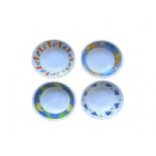 72 Units of Melamine bowl, assorted designs