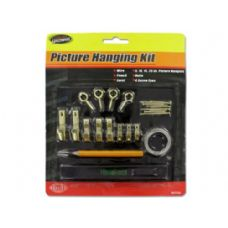 75 Units of Picture hanging kit - Photo Frame Sets