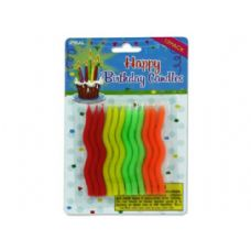 108 Units of Spiral birthday candles - Birthday Candles