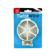 72 Units of Twist wire with dispenser - Home Accessories